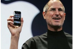 Steve Jobs iPhone Ações da Petrobras e Apple