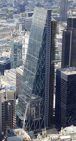 British Land Leadenhall Building - REITs