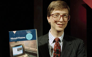 Bill Gates e Windows
