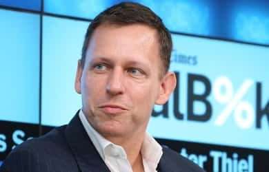Peter Thiel - Máfia do Paypal